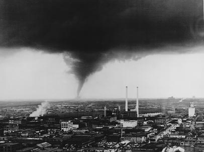 THE 1957 DALLAS TORNADO | Colonel6s Blog